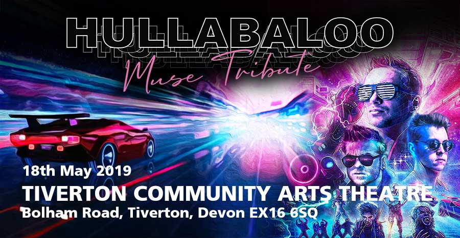 Muse Tribute at Tiverton Arts Community Theatre, 18th May 2019